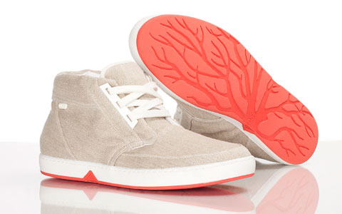 Goodlifer: OAT Shoes - Biodegradable Kicks That (Literally) Bloom