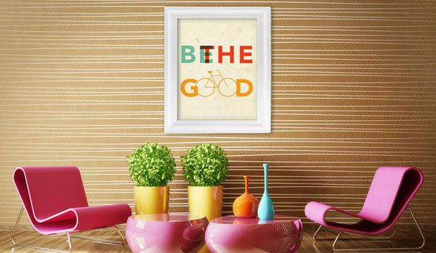 Goodlifer: Fresh, Inspirational Words for Your Walls