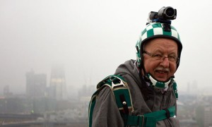 British TV Weatherman Jumps Off Building to Draw Attention to Climate Change