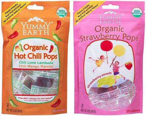 Goodlifer: YummyEarth - Sweet Organic Treats