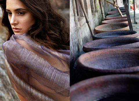 Goodlifer: That's a Wrap! Indigo Handloom Launches a Scarf Design Contest