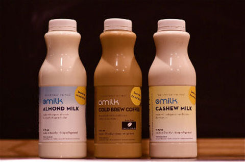 Goodlifer: OMilk NYC