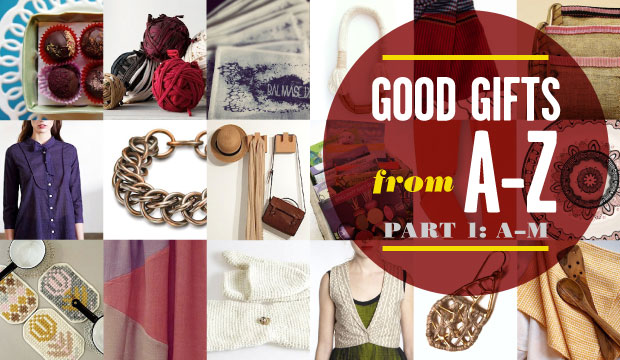 gift guide good gifts from a to z part 1 goodlifer