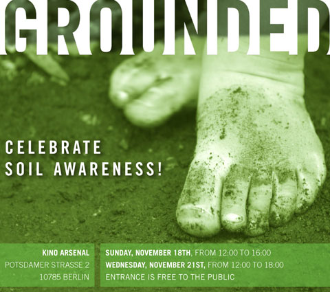 Goodlifer: Grounded - A Film Festival Celebrating the First Global Soil Week