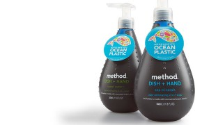 Goodlifer: Method Launches the World&#039;s First Bottle Made from Recycled Ocean Plastic