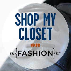 Shop my Closet on ReFashioner
