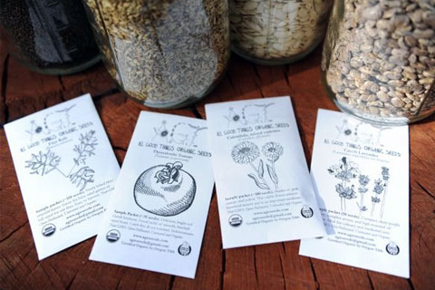 Goodlifer: Gift Guide: Good Gifts for Everyone on Your List: All Good Things Organic Seeds