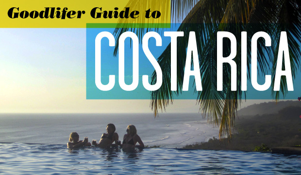 Goodllifer's Guide to Costa Rica