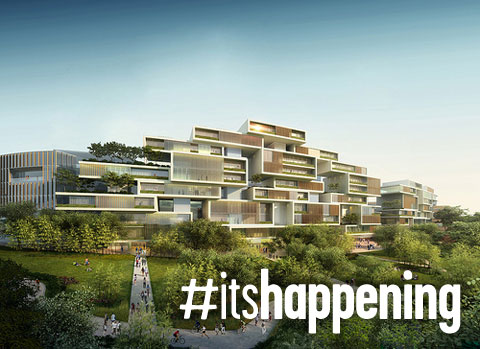 #itshappening - Real Signs of a Brighter Future