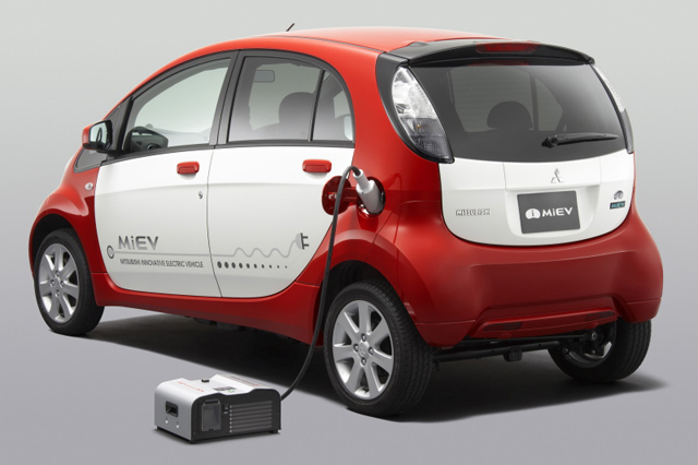 Mitsubishi i-MiEV Power Box