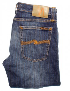 Ever since the brand launched, Nudie Jeans Co. with the hip denim-wearing crowd.