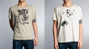 Nudie recently collaborated with Amnesty International on a line of tees on the theme of empowerment.
