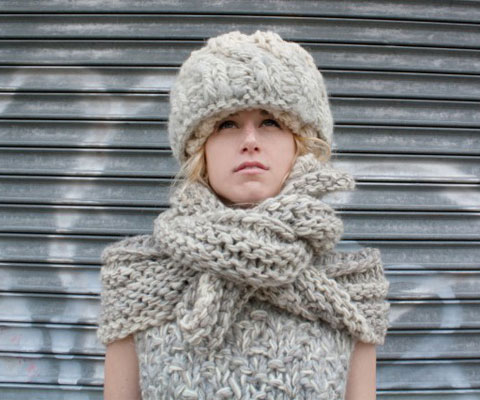 Goodlifer: Amanda Henderson Knits for Autumn/Winter 2013