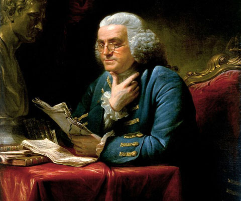 Goodlifer: Benjamin Franklin's Daily Routine