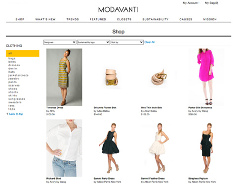 Goodlifer: Startup Stories: Modavanti - Moving Fashion Forward