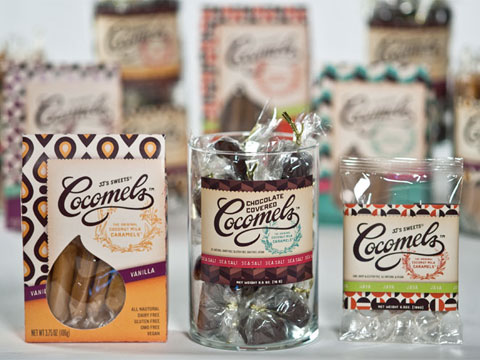 Cocomel, Dairy-free Caramels