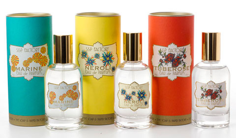 Deco Perfume from Soap & Paper Factory