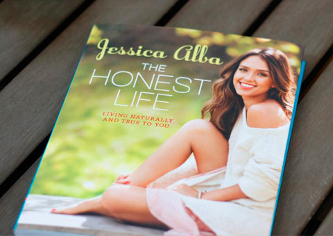 'The Honest Life: Living Naturally and True to You' by Jessica Alba