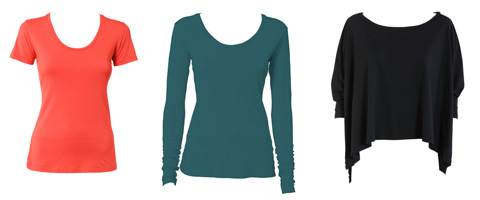 Ethically made basics by KCA by Fashioning Change