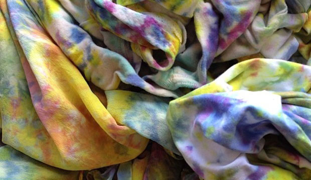 Goodlifer: Shabd's New How-To Book: In Tie-Dye: Dye It, Wear It Share It