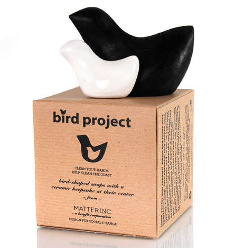 Goodlifer: Good Stuff: Bird Soap