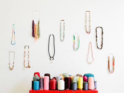 Goodlifer: A New Shop and Designer Initiatives at the Textile Arts Center