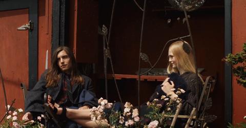 "Goodlifer: Farm Chic - Bruce Weber's ""First Crush"" for British Vogue"