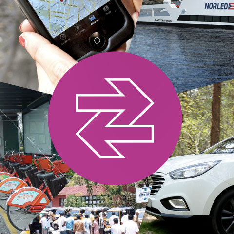 Sustainia Top-10 Award Finalist: Transportation Sector: BYD
