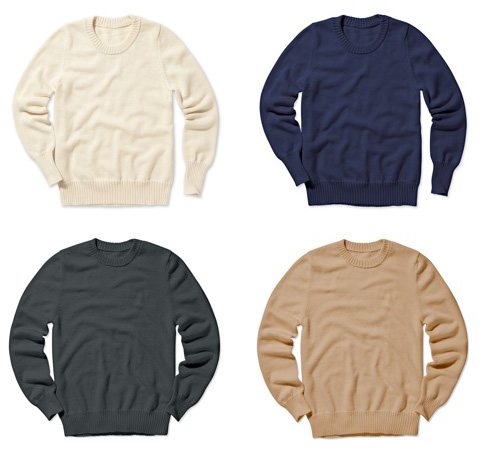 Custom-fit Sweaters by Appalatch