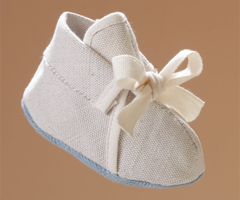 OATies Biodegradable Baby Shoes