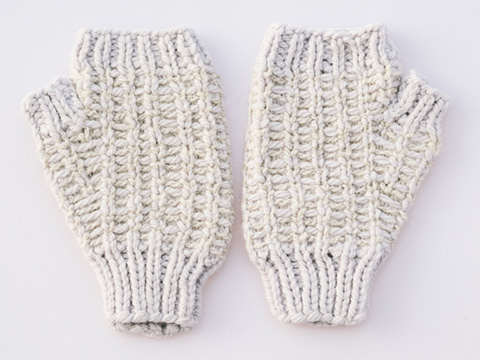 Dreamer Mitts by Ricefield Collective