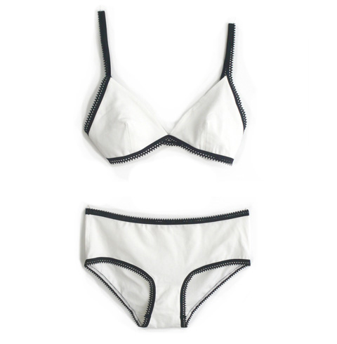 State Bralette + Undies Set