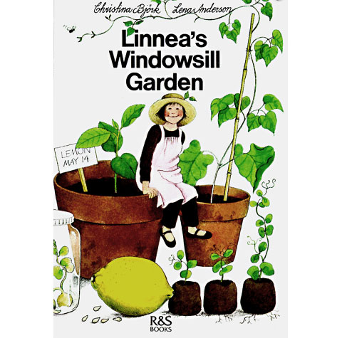 Goodlifer: Good Gifts for Kids: Linnea's Windowsill Garden