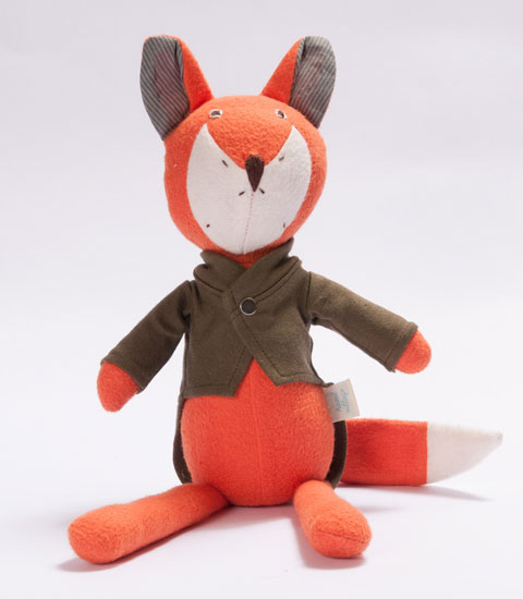 Goodlifer: Good Gifts for Kids: Own Fox Plush Toy