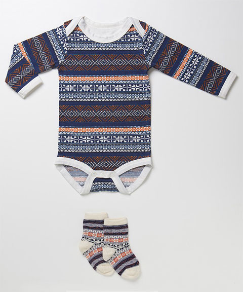 Goodlifer: Good Gifts for Kids: PACT Fair Isle Set