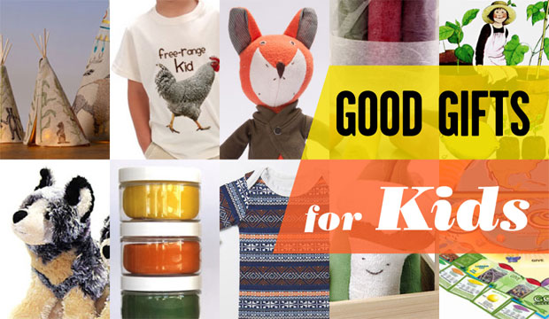 Goodlifer: Good Gifts for Kids