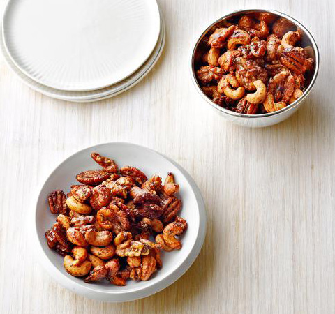Last Minute Gift Guide: Homemade Roasted Nuts