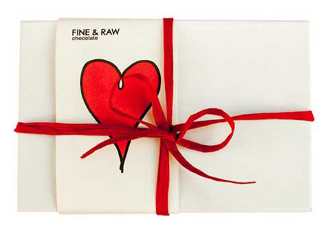 Good Stuff: For Your Valentine: Fine & Raw Chocolates