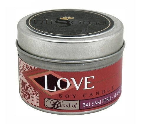 Good Stuff: For Your Valentine: Blissoma Love Candle