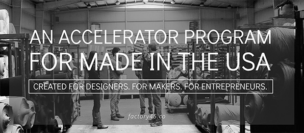 Goodlifer: Startup Stories: Factory 45