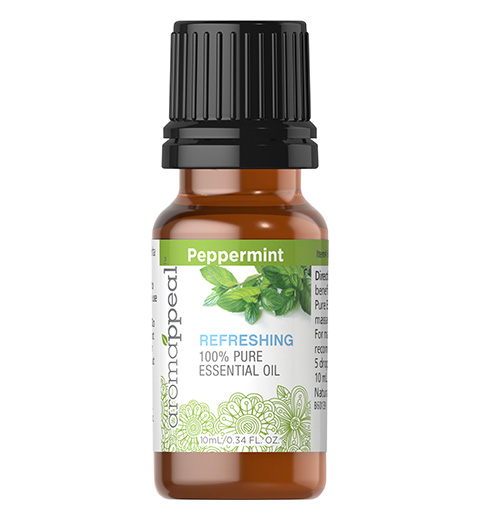 Puritan's Pride Peppermint Essential Oil
