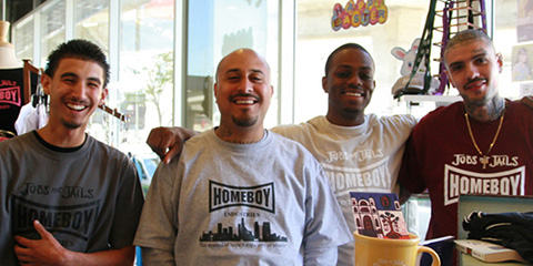 homeboy transformation Directed by dino dinco homeboy examines the lives of several gay latino men living in and around the los angeles area who are either former gang members or who are currently active in gangs.