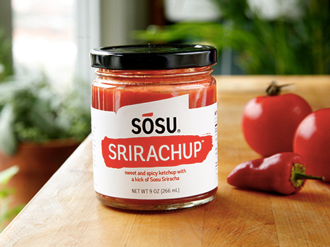 Goodlifer: Good Gifts for Foodies: Sosu Srirachup