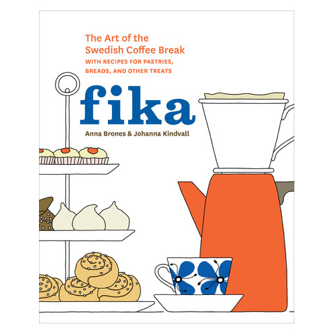 Goodlifer: Good Gifts for Your BFF: Fika: The Art of the Swedish Coffee Break