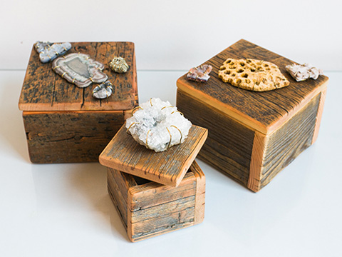 Good Gifts for Your (Lady) Love: Melissa Joy Manning x The Style Line Jewelry Boxes